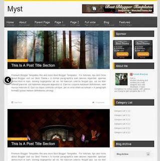 en iyi 10 blogger teması 7