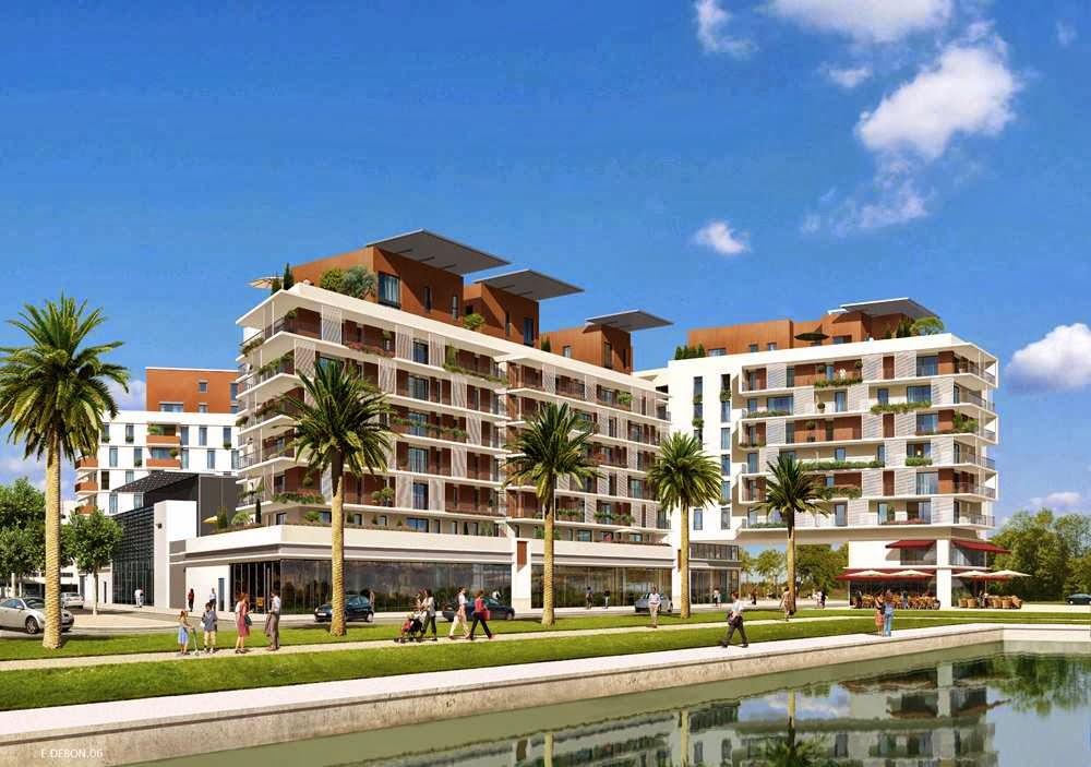 Hdajdm2014 hda 3e hg la ville montpellier une ville - Appartement a vendre montpellier port marianne ...