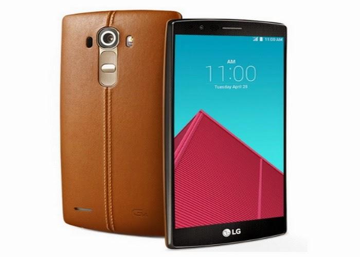 Inikah Wajah Asli Smartphone LG G4?