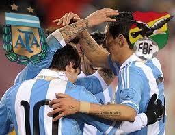 argentina vs bolivia copa america 2011