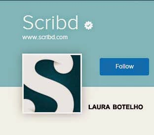 Meus livros no Scribd
