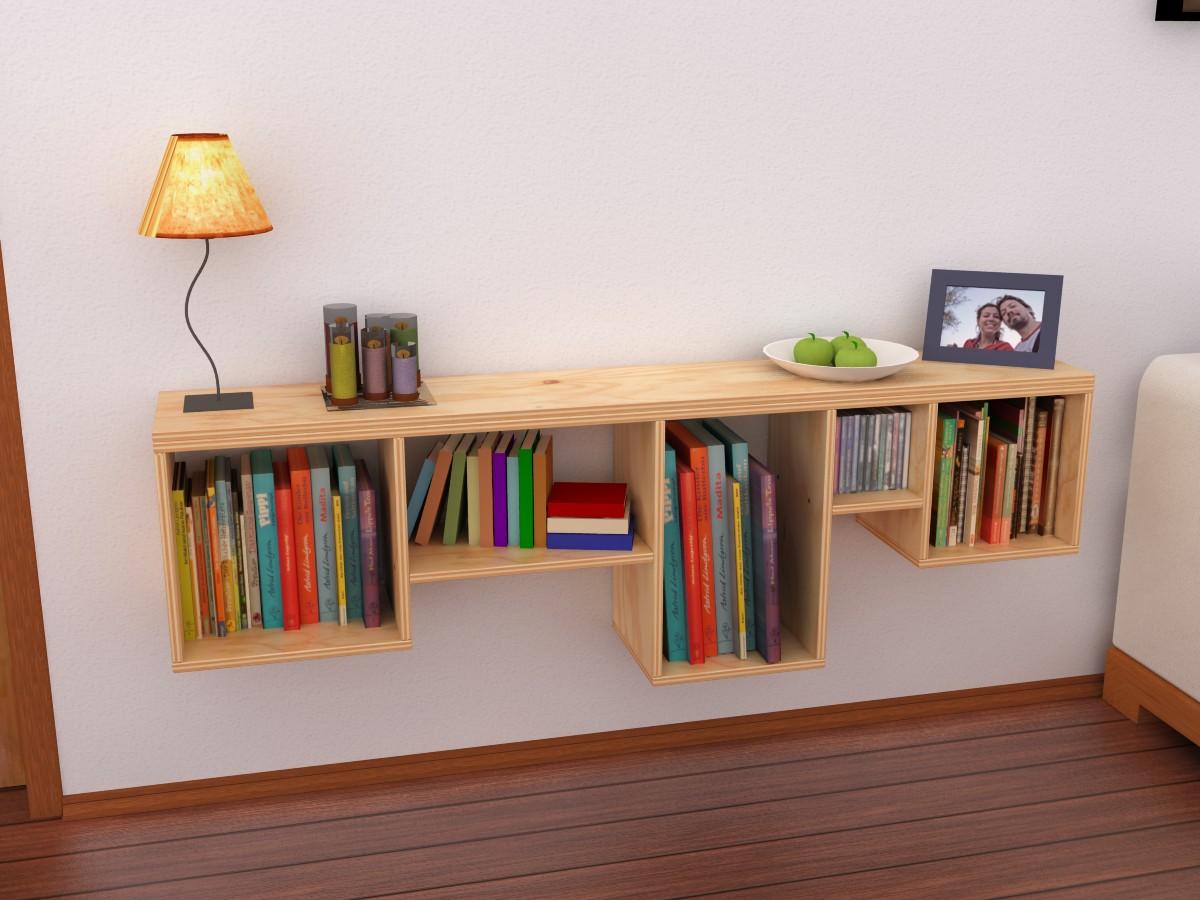 estanterías de metal o madera a medida o modulares las #AF321C 1200x900