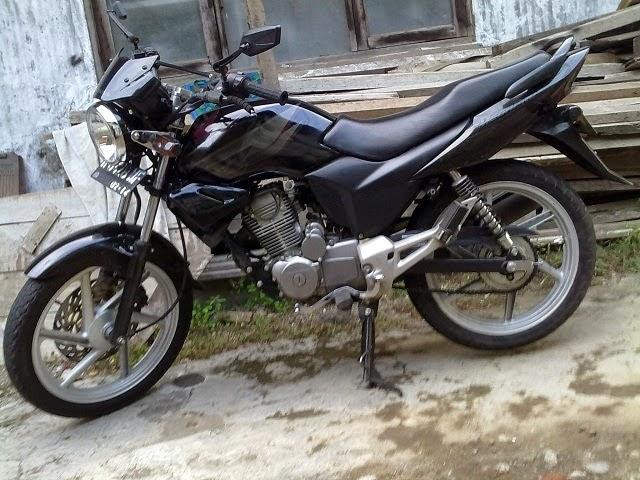 modifikasi motor honda megapro tahun 2009
