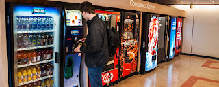 Cashless Coffee Vending Machines