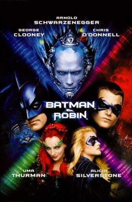 Batman y Robin latino, descargar Batman y Robin, ver online Batman y Robin