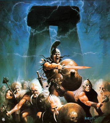 """Ilustraciones de """"Espada y Brujería"""" (NO Conan) Melvyn+Grant+-+GRB+-+Stonehenge"""