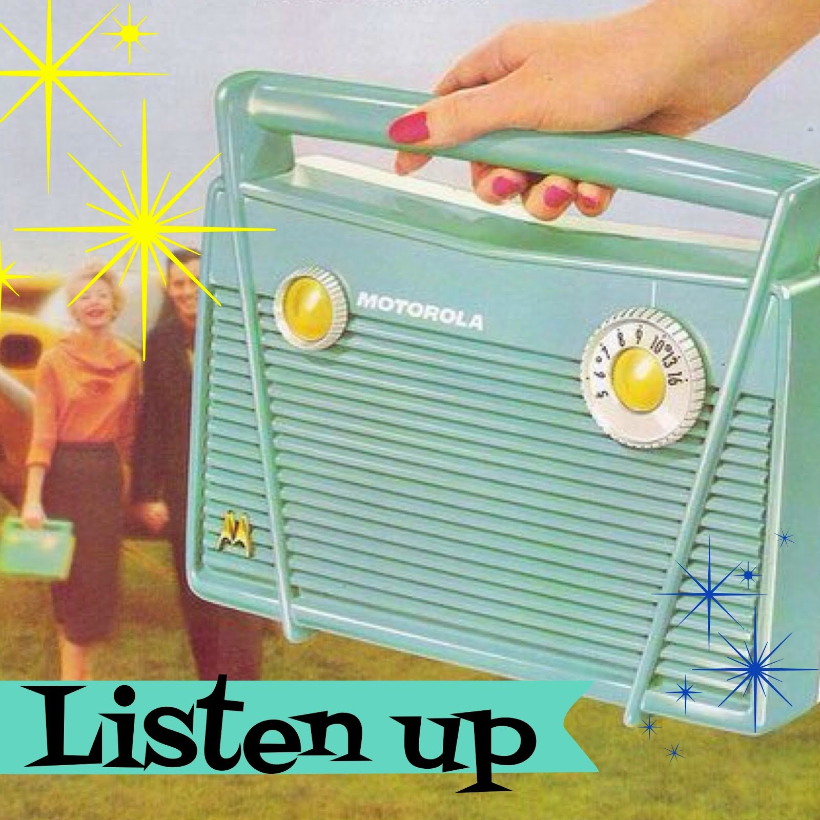 Click to Listen to My Other Retro Playlists