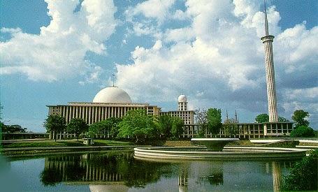 Masjid Istiqlal - Jakarta