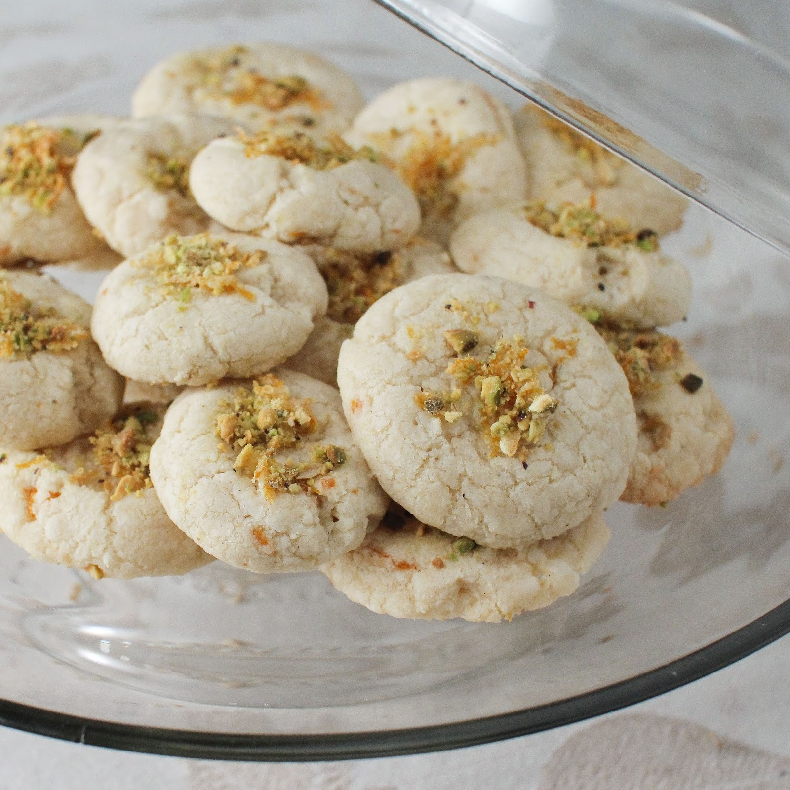 ... Of Indian Cooking: Orange Cardamom Holiday Cookies for Kids Cancer