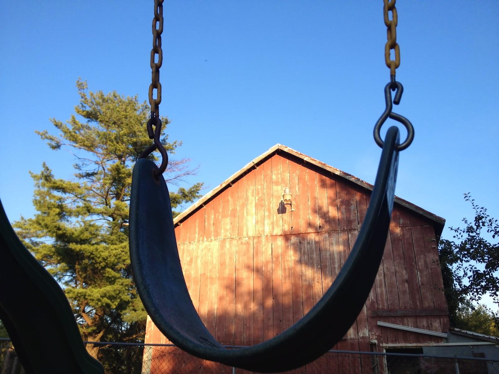Remarkable, Homemade fence swinger