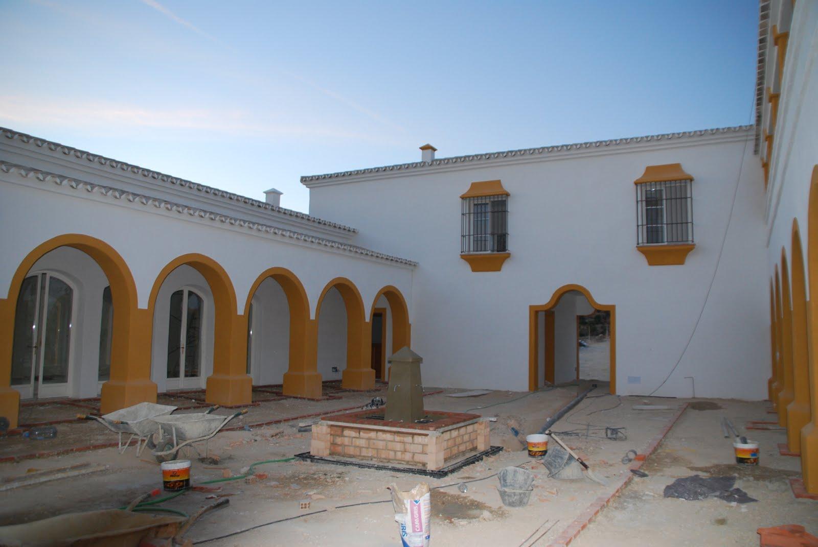 Casa rural hacienda la morena la fuente - Casa rural sierra morena ...