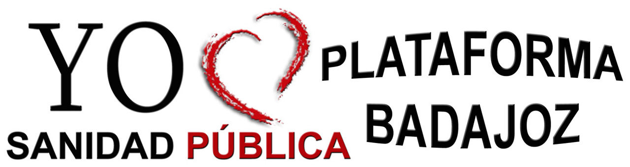 "Plataforma ""Sanidad Pública de Badajoz"""