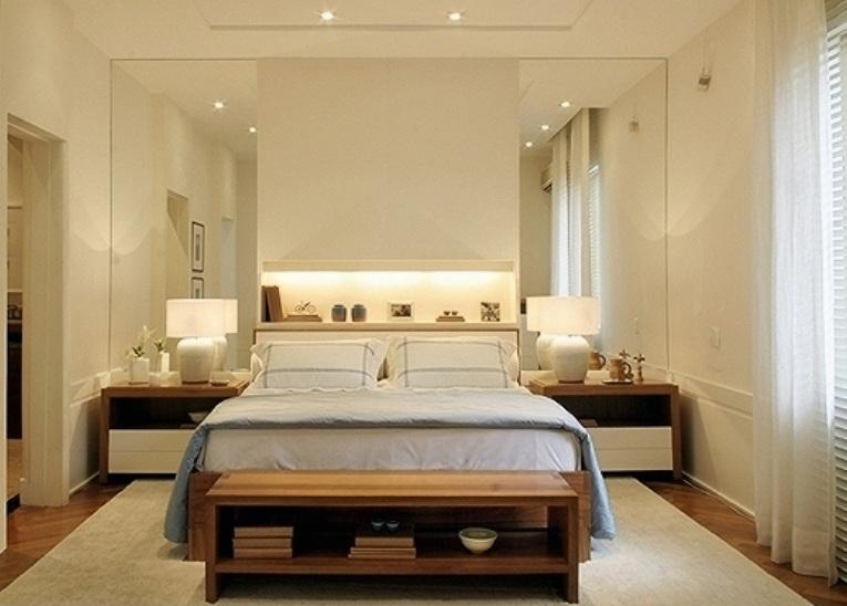 decoracao de interiores joinville : decoracao de interiores joinville:Meu Palácio de 64m²: Decoração com Espelhos