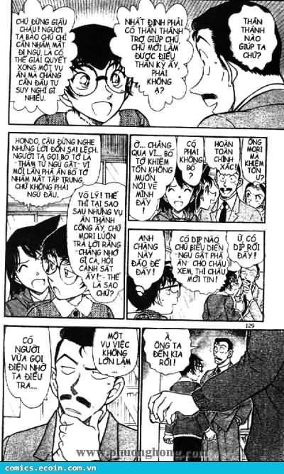 Detective Conan - Thám Tử Lừng Danh Conan chap 508 page 9 - IZTruyenTranh.com