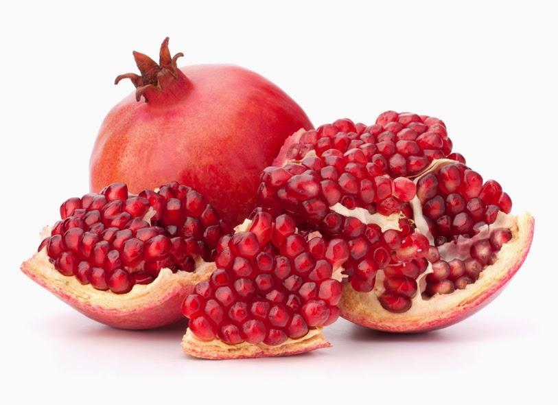 pomegranate aphrodisiac