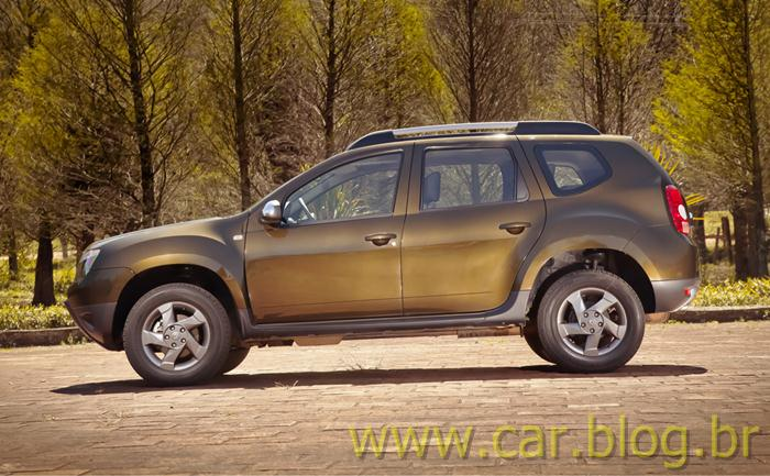 Renault Duster 2012 - lateral