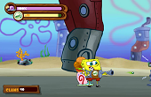 Spongebob Dinner Defenders