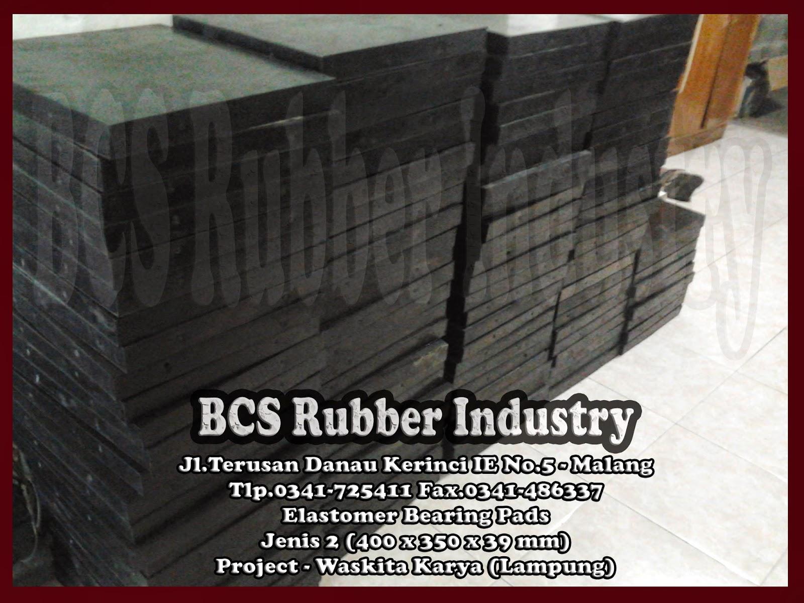 Elastomer Bearing Pad / Bantalan Jembatan ,Polos, Steel Plate, Seismic Rubber Bearing Pads.Elastomer Bearing pads,BCS Rubber Jembatan