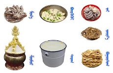 Монгол хоол хүнс, эдлэл