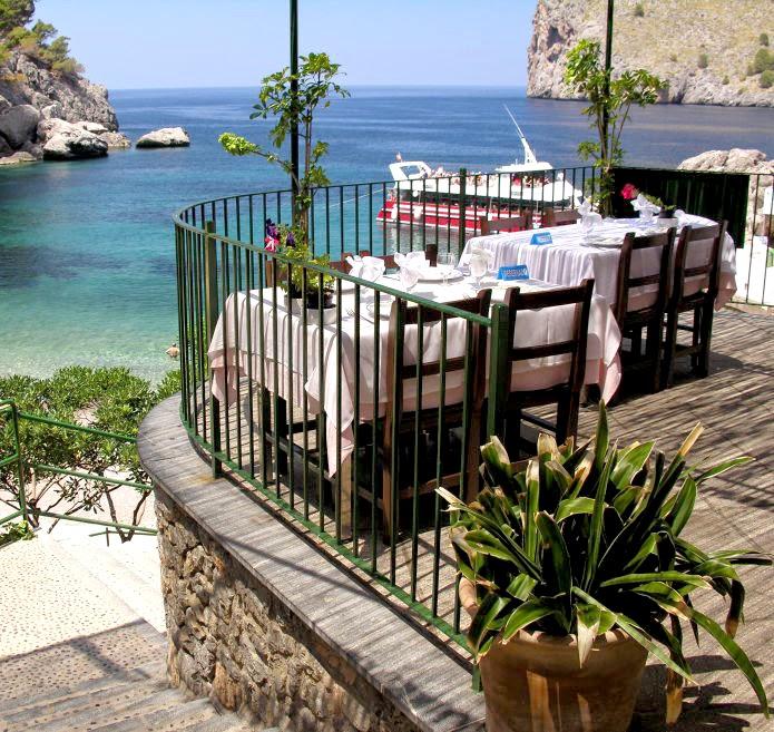 Disfruta de la gastronomía y el paisaje en Mallorca