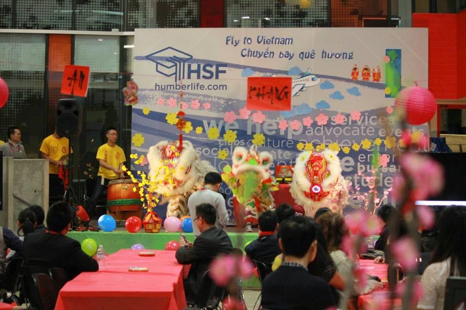 Vietnamese Event @ Humber