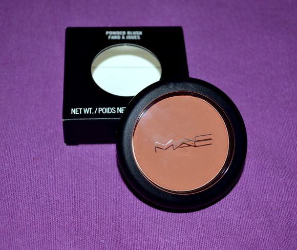 mac coppertone blush - photo #6