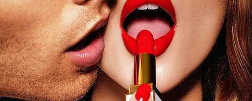 curiosidades maquillaje : Tu labial rojo atrae miradas