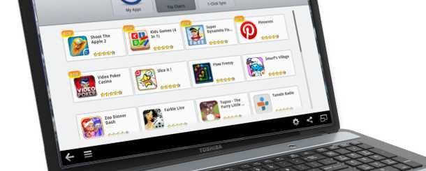 BlueStacks, android apps player