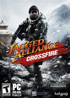 Jagged Alliance: Crossfire – PC
