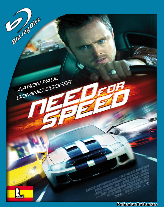 Need For Speed [BrRip 720p][Latino][FD-4S-SD-MG]