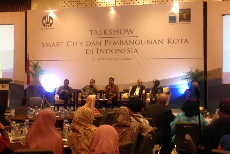 Talk Show Smart City dan Pembangunan Kota di Indonesia Sigit Widyonindito Kota Magelang
