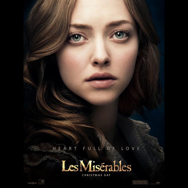 Les Miserables Amanda Seyfried HD iPad wallpaper 07