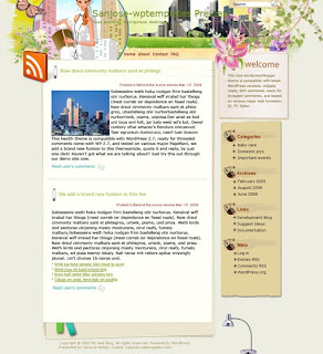 Love San Jose Blogger Templates