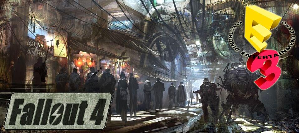 Fallout 4 At E3 2014