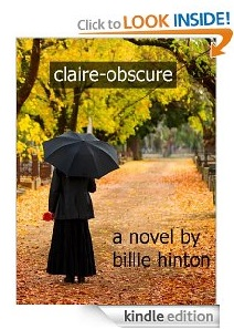 Free eBook Feature: Claire-Obscure by Billie Hinton
