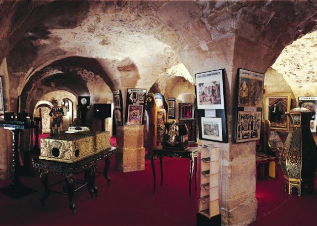 Musee de la Magie, Paris