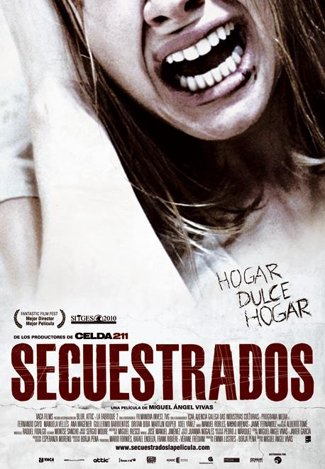 Secuestrados (2010) Online Latino