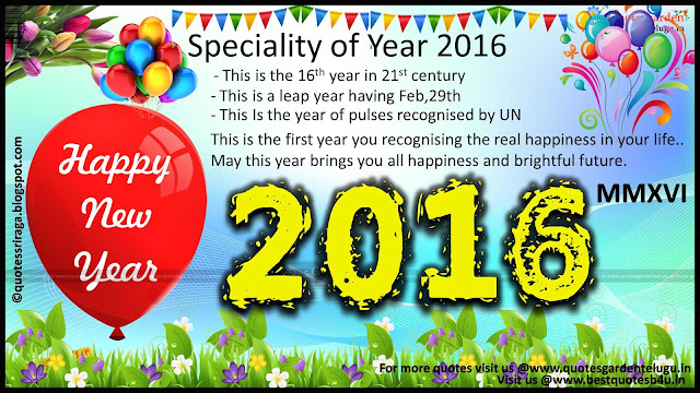 speciality of 2016 wtih new year Greetings Wallpapers