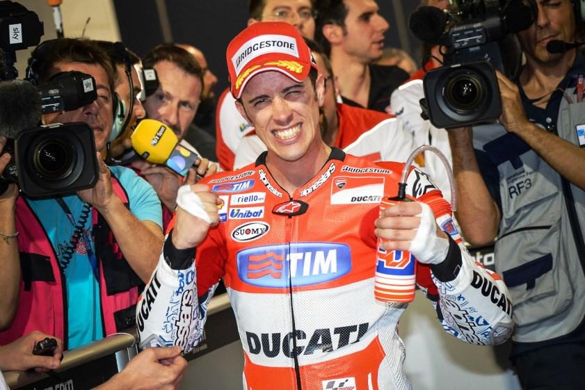 MotoGP : Kualifikasi Qatar 2015 . . Ducati Start Pertama !