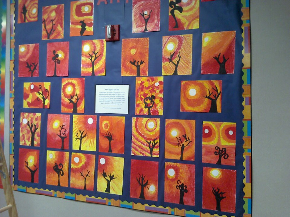 Classroom Art Ideas : Flipzles class art projects