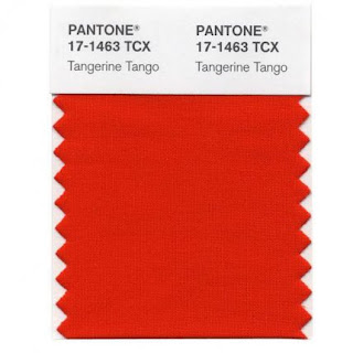 Pantone, Tangerine Tango, Color of the Year 2012
