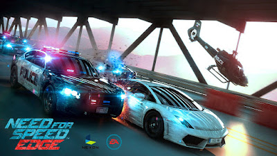 ролик игры Need for Speed EDGE