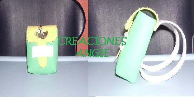 Como hacer mochilas en goma eva - Imagui