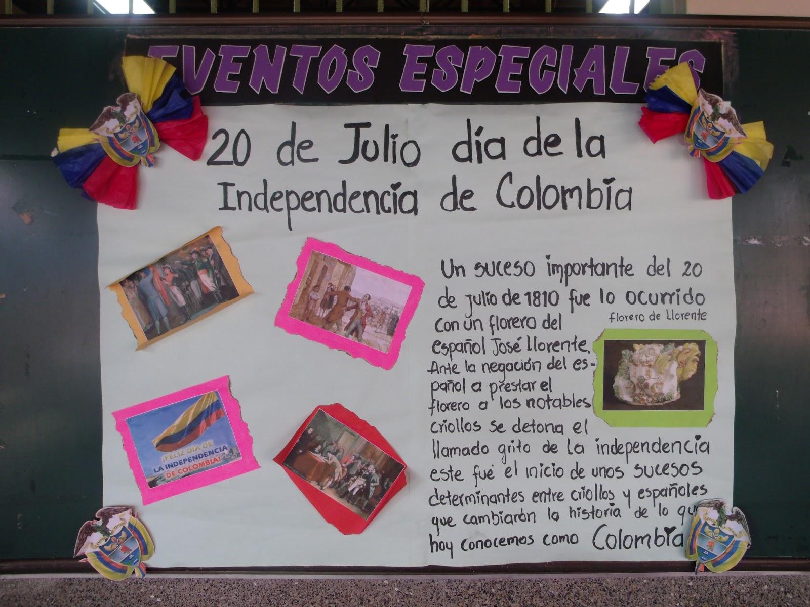 Nuevas carteleras del mes de julio | Escuela Baldomero Sanín Cano