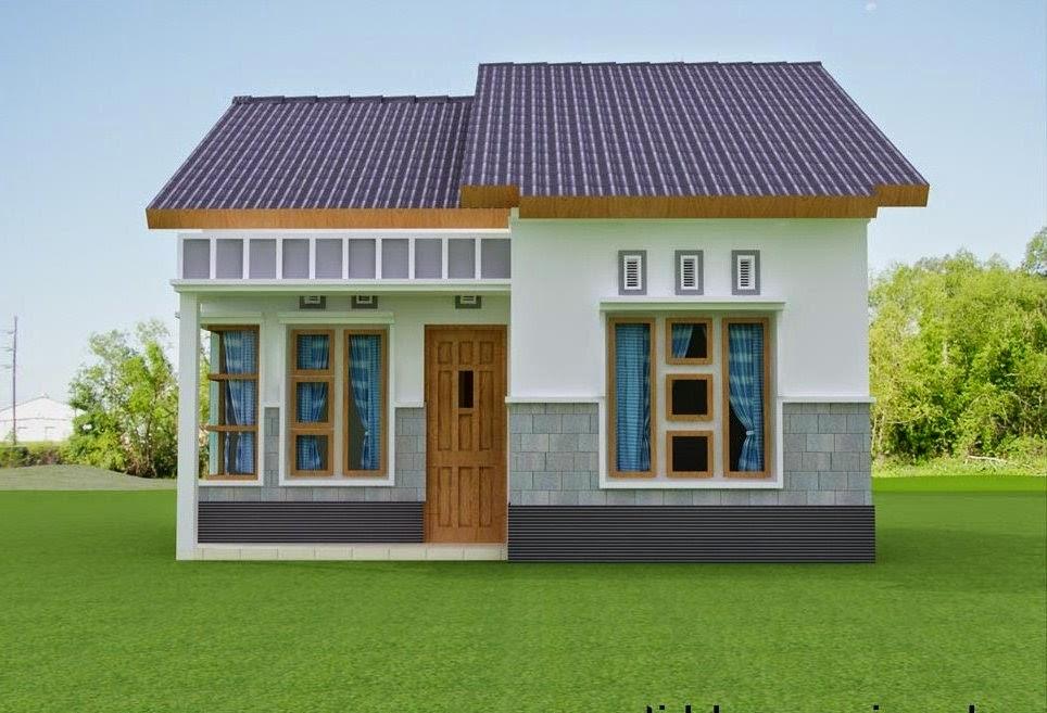 desain rumah minimalis sederhana sekali