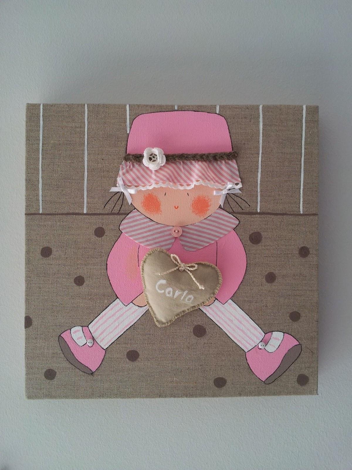 Minis y beb s cuadros infantiles - Cuadros para habitacion bebe ...