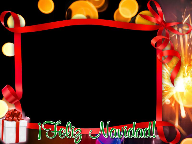 Marco para tus mejores recuerdos de navidad marcos en - Marcos navidad fotos ...
