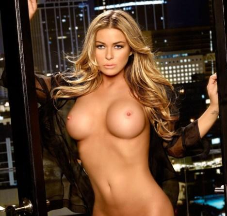 Carmen electra sexo desnudo