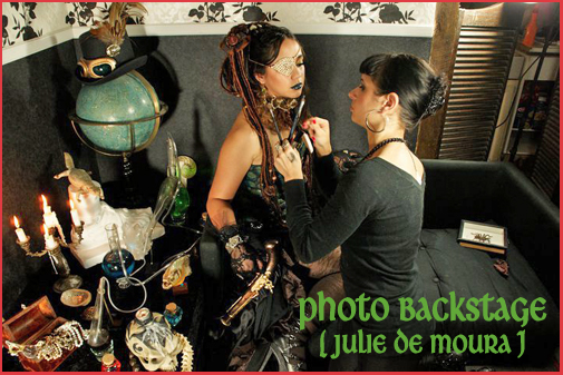 A Mon Seul Désir Bijoux www.amonseuldesir.net /  Julie de Moura Photographie / Dita MakeUp Maquillage / SpaceShip Lolita et Sayuri Berry Stylisme / Lilahana Modèle