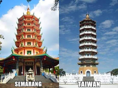 Taiwan Vs Semarang